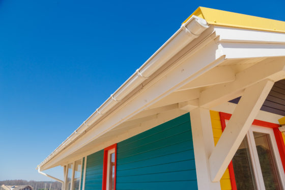 3 Facts About Seamless Gutters