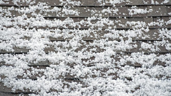 5 Steps to Take After a Hail Storm Damages Your Roof