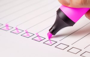 spring cleaning the roof checklist
