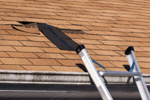 patching a roof